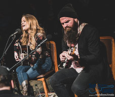 Alice Wallace and Andrew Sovine Songs at The Center