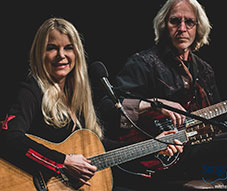 Amilia K. Spicer with Steve Postell Songs at the Center